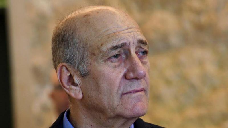 سويسرا تحذر أولمرت من الاعتقال لارتكاب جرائم حرب