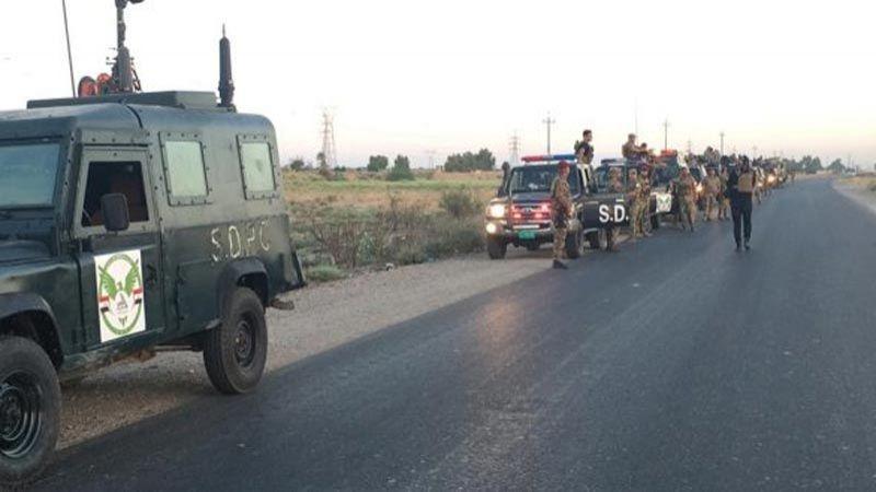 """العراق: عمليات """"إرادة النصر"""" تنطلق لتأمين أطراف بغداد"""