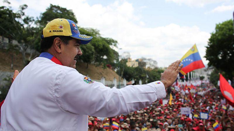 مادورو يُعلن بدء التفاوض مع المعارضة