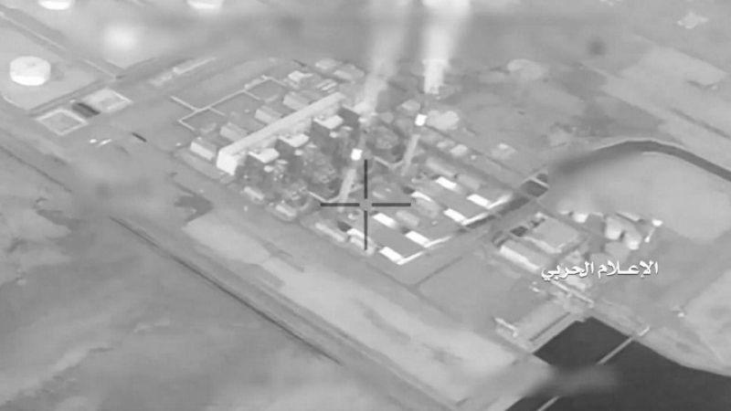 """اليمن: القوة الصاروخية تقصف بصاروخ """"كروز"""" محطة الشقيق الكهربائية في جيزان"""