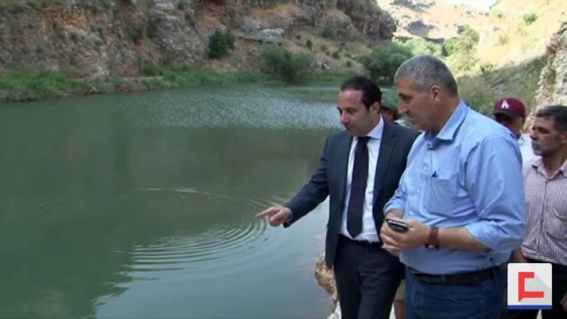 بالفيديو: البلدة الوحيدة التي تزيل التعديات وتحمي الليطاني!