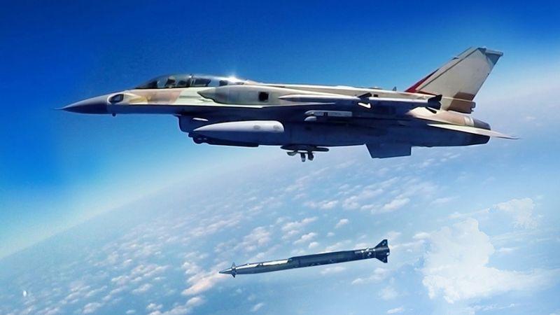 """مصادر لـ""""العهد"""": طائرة """"اسرائيلية"""" قصفت مواقع الحشد الشعبي في أمرلي"""