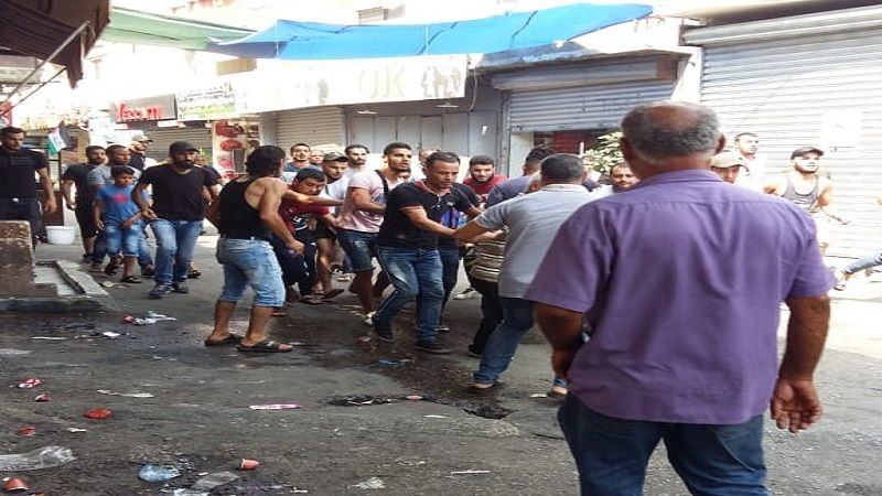 """توتر في مخيم عين الحلوة بعد اغتيال """"علاء الدين"""""""