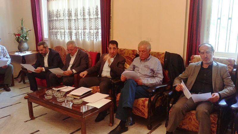 تكتل بعلبك الهرمل طالب الحكومة بتنفيذ البرامج التنموية للمنطقة