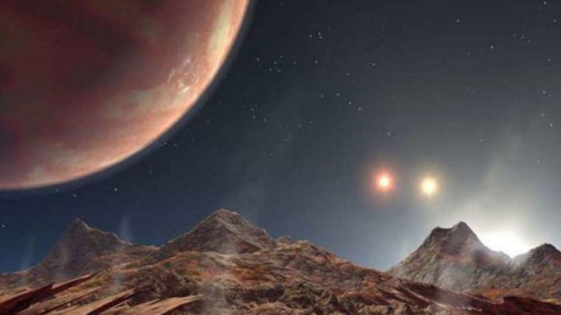 اكتشاف كوكب جديد بثلاث شموس!