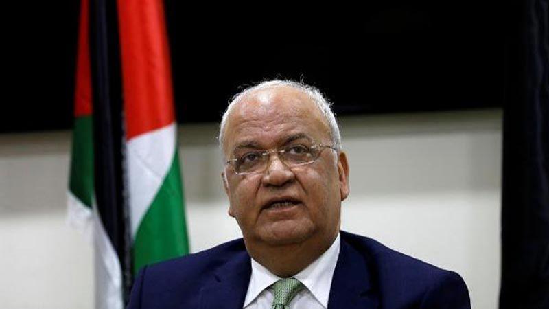 عريقات: لفتح تحقيق عاجل بجرائم الاحتلال في القدس