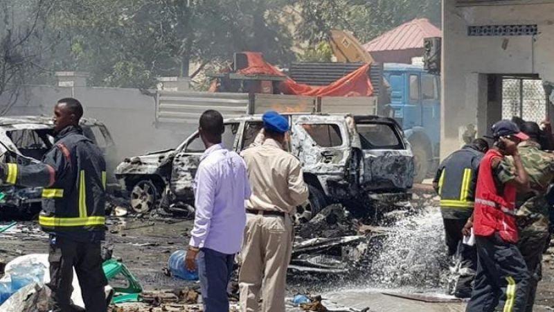 إصابة عمدة مقديشو في انفجار بالصومال .. ومعلومات عن عدوان إرهابي