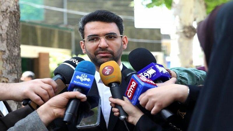 """إيران تتحضّر لإطلاق قمر """"ناهيد 1"""" الى الفضاء"""
