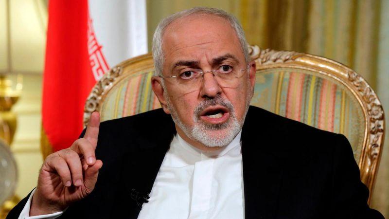ظريف: خيار إيران هو المقاومة ولن يكون أحد في المنطقة بمأمن إن وقعت الحرب