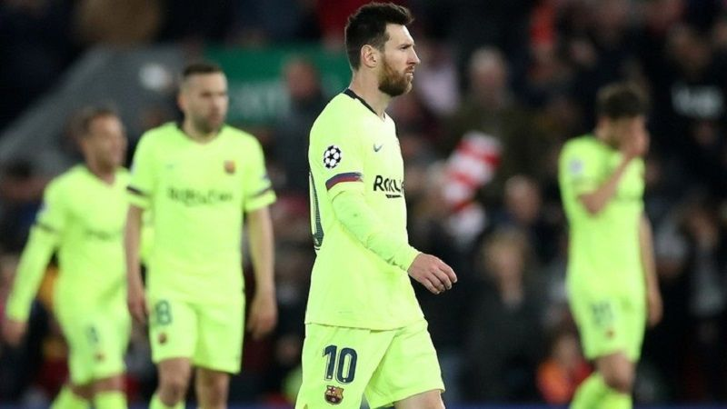 ليفربول يذل برشلونة برباعية ويبلغ نهائي دوري الأبطال