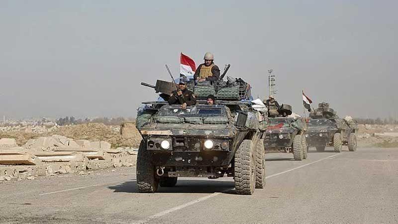 """العراق: الحشد والجيش يطلقان الصفحة الثانية من عمليات """"إرادة النصر"""""""