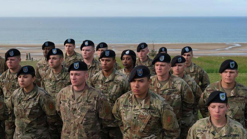 الجيش الأميركي يعاني نقصا في صفوف المشاة