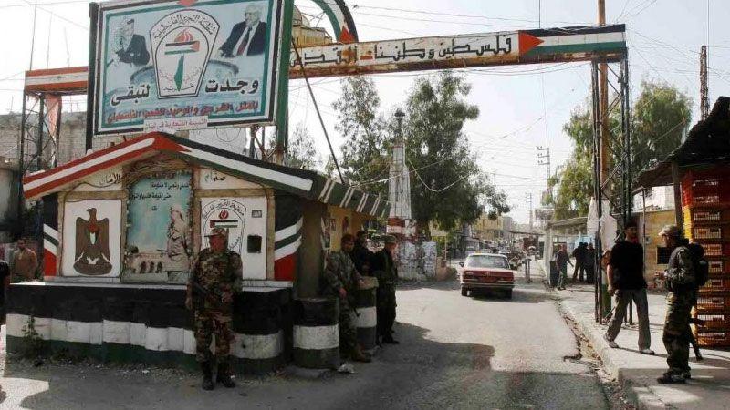 فتح مدخلَيْ مخيم عين الحلوة والاحتجاجات الفلسطينية متواصلة