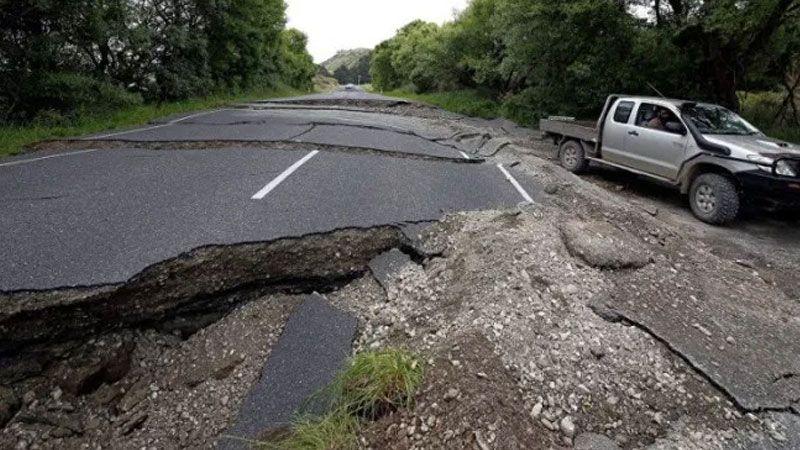 أقوى زلزال منذ أعوام يضرب كاليفورنيا