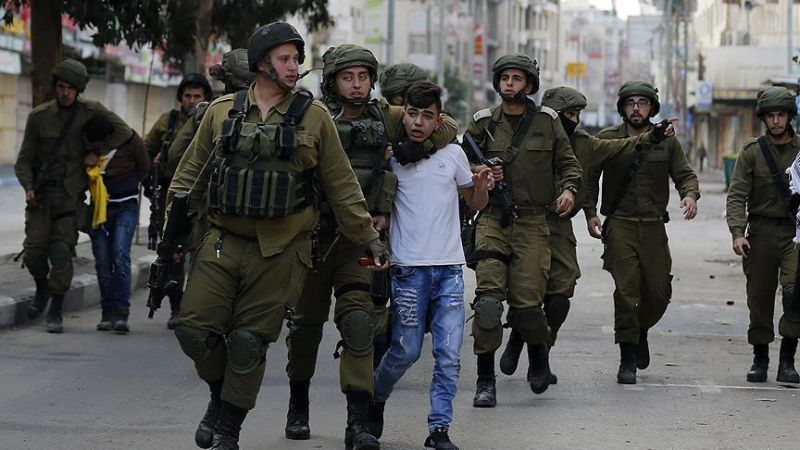ستة آلاف طفل فلسطيني معتقل منذ انتفاضة القدس