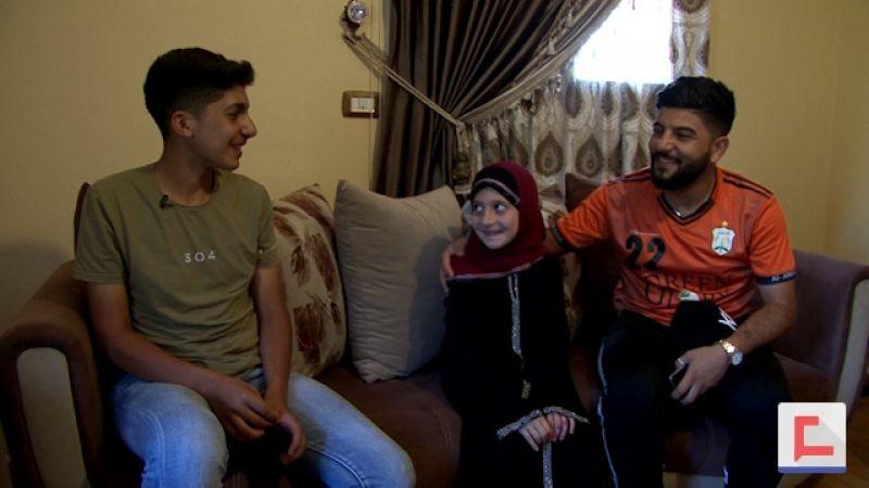 طالب تبرع للمقاومة بثمن مفرقعات خصصها للاحتفال بنجاحه