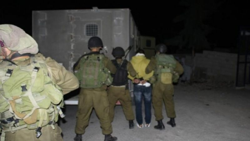 اعتقالات وهدم منشآت في الضفة الغربية المحتلّة