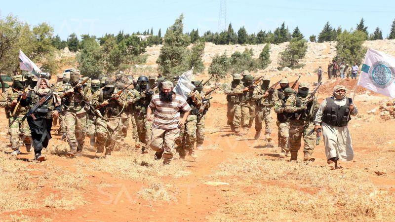 هيئة تحرير الشام وحراس الدين والاجندة الامريكية