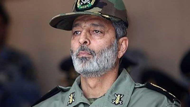 القائد العام للجيش الايراني: قواتنا ليست دفاعية فقط.. وسيكون ردها مدمرا على اي اعتداء