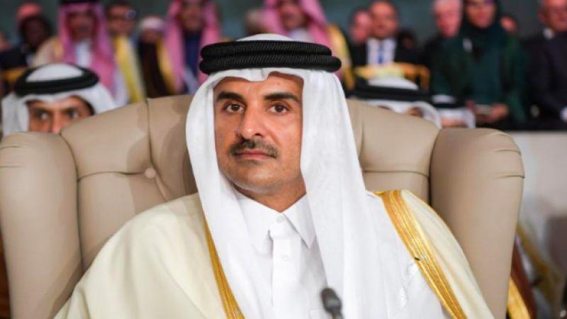 أول اتصال بين رئيس وزراء البحرين وأمير قطر منذ اندلاع الأزمة الخليجية
