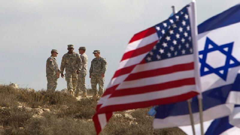 """""""لوبي لوغ"""": مشروع معاهدة بين واشنطن و""""تل أبيب"""" لمواجهة إيران"""