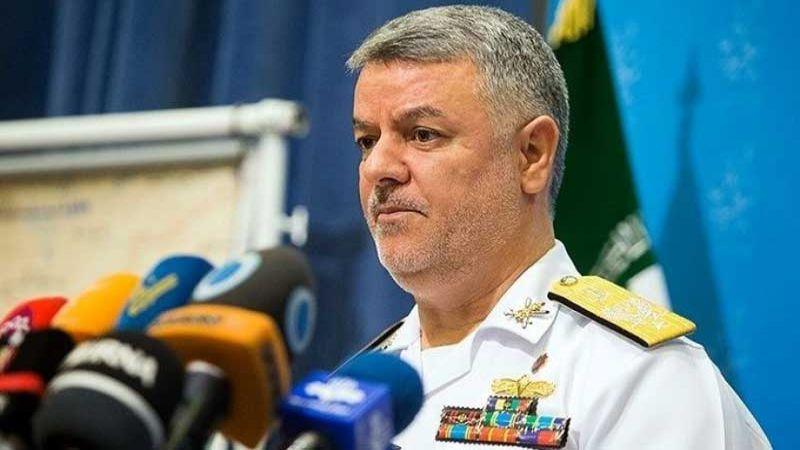 قائد القوة البحرية الإيرانية: حضور الأميركيين في المنطقة وصل إلى نهايته وعليهم تركها
