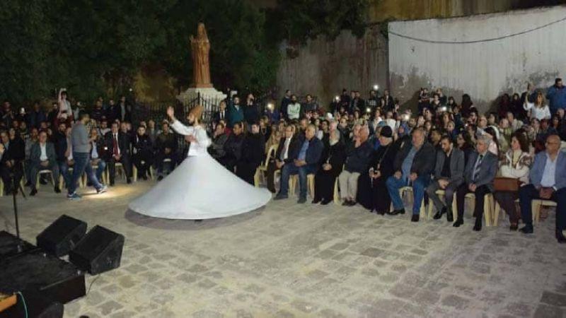حمص تستعيد تراث التسامح والعيش المشترك على مأدبة إفطار في كنيسة الأربعين شهيداً
