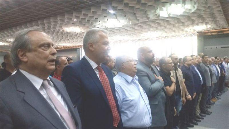 """باسيل من طرابلس: لن نقبل في ان ينقسم لبنان الى """"كونتونات"""""""