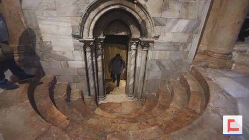 كنيسة المهد تعود إلى مكانتها التاريخية على قائمة التراث العالمي