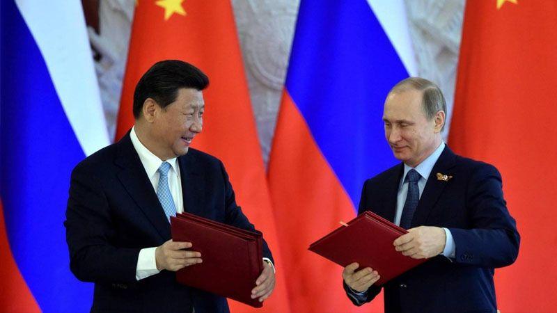 روسيا والصين في مواجهة اميركا