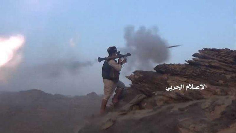 الجيش اليمني يشعل محاور القتال في نجران وتعز وعسير