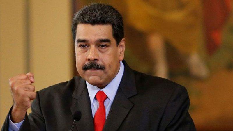مادورو يأمر بفتح الحدود مع كولومبيا
