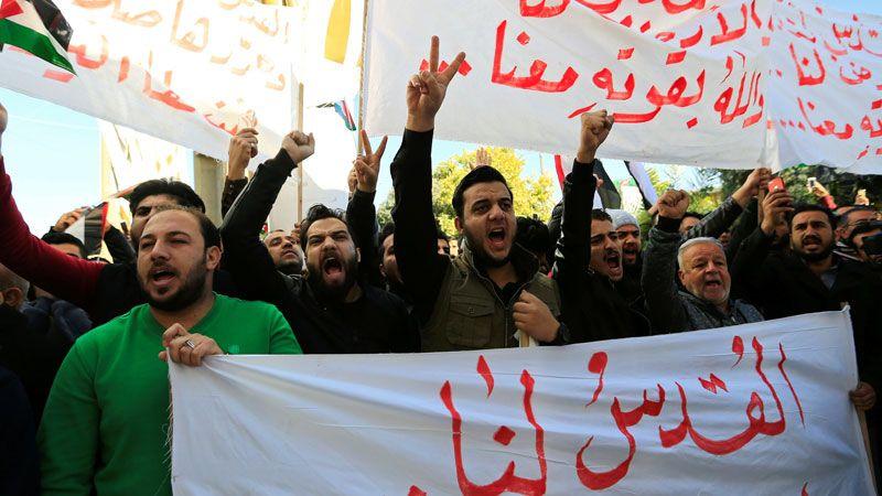 84 مدينة حول العالم تستعد لمظاهرات يوم القدس العالمي