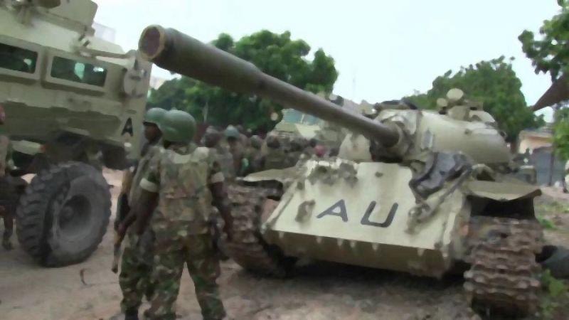 ما هو مصير الصومال بعد انسحاب القوات الإفريقية منه؟