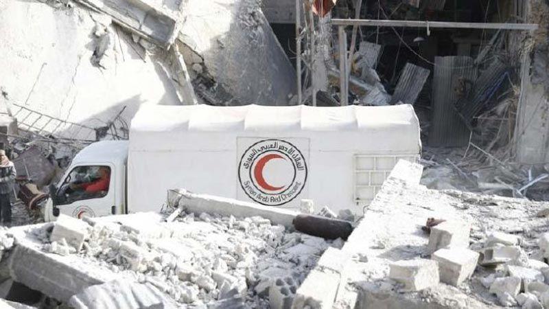 الأمم المتحدة تعتزم تحويل عملياتها الإغاثية إلى دمشق
