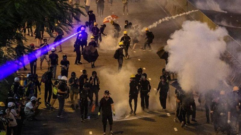 """الصين: هونغ كونغ تشهد """"مرحلة حرجة"""""""