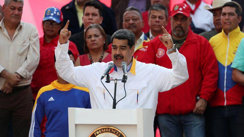 مادورو: بولتون خطّط لإغتيالي