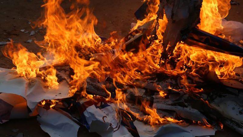 جمعة حرق العلم الصهيوني: عشرات الاصابات برصاص الإحتلال شرق قطاع غزة
