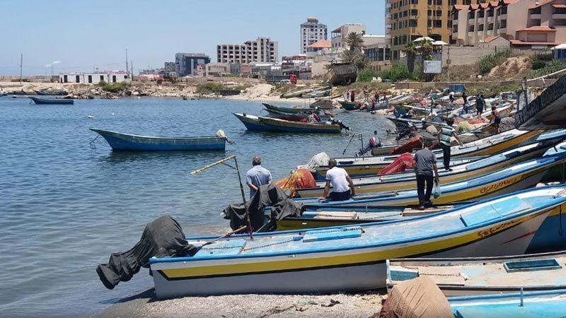 صيادو غزة.. فرحة منقوصة بعودة قواربهم من ميناء أسدود