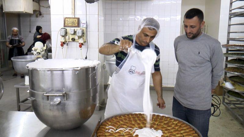 بالفيديو: اشهر مأكولات طرابلس الرمضانية