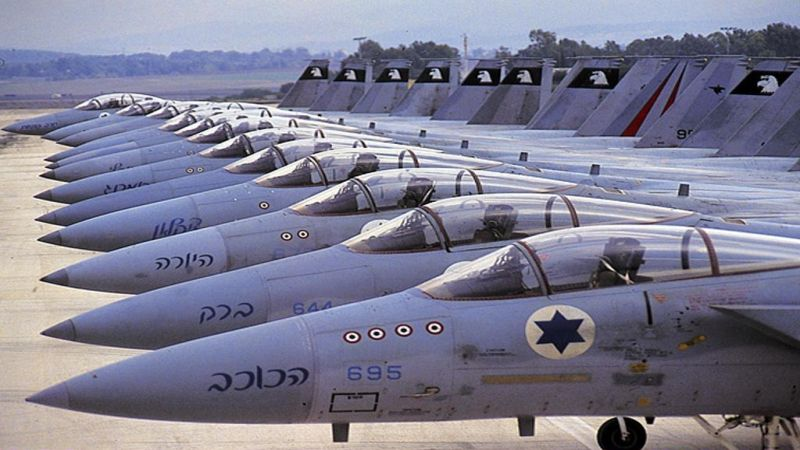 سلاح الجو الإسرائيلي يخطّط لبناء مئات الملاجئ الخاصة بالطائرات