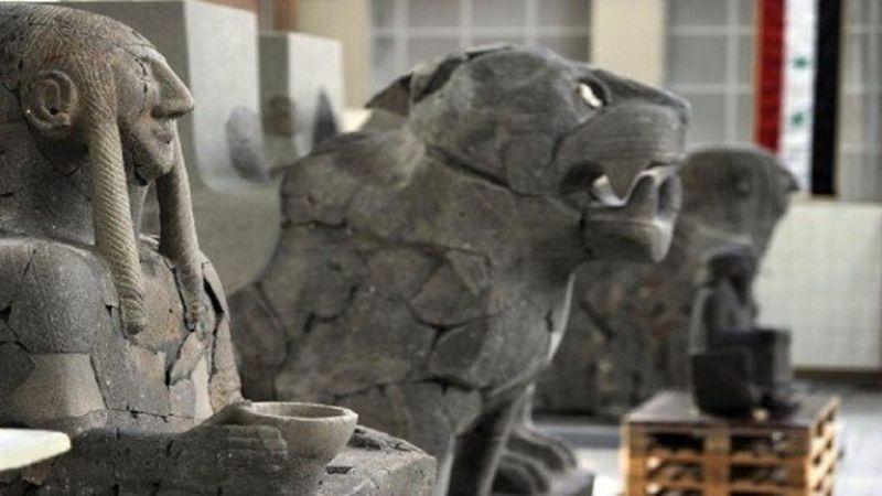 سوريا: لوضع حد للعدوان التركي على مواقعنا الأثرية