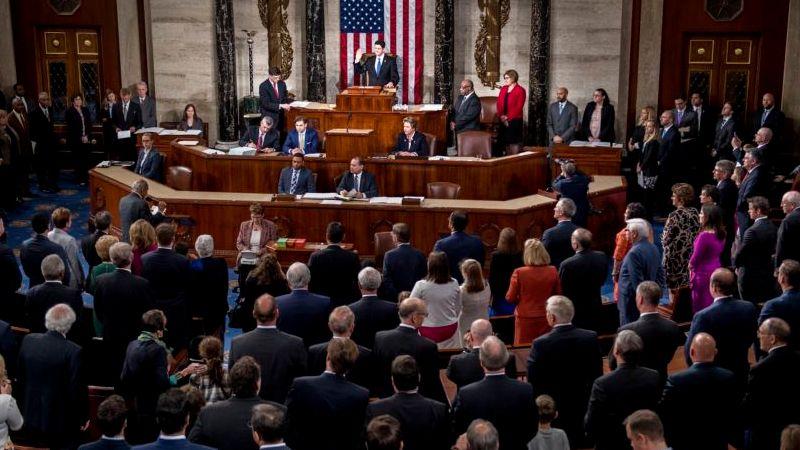 مجلس النواب الأمريكي يُدين تصريحات ترامب العنصرية