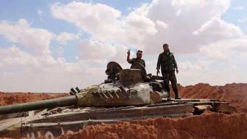 الجيش السوري يثبت مواقع تمركزه في ريف حماه الشمالي بعد صد هجوم المجموعات الإرهابية