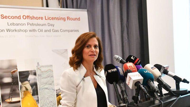 بستاني: نجري محادثات مع قبرص لاستخراج البترول من الحقول المشتركة