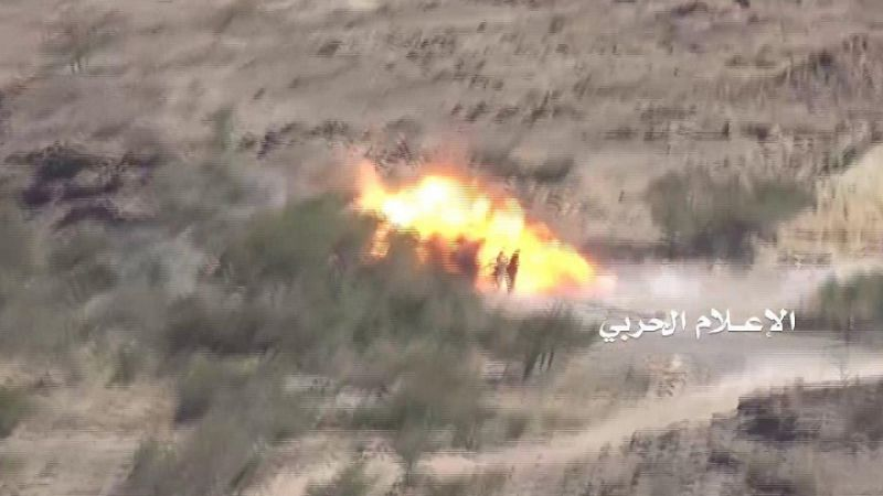 أكثر من 20 موقعًا في قبضة الجيش اليمني في نجران