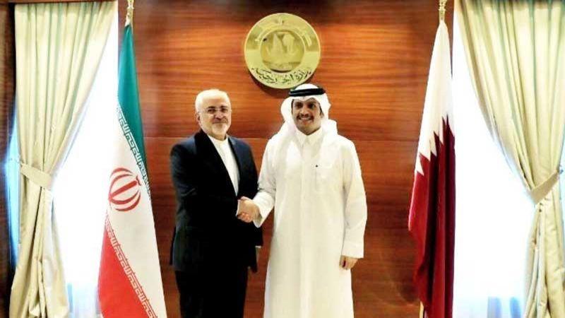 ظريف: أمن الخليج من مسؤولية دول المنطقة وليس القوات الأجنبية