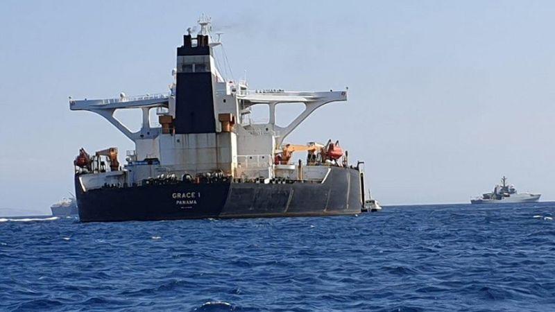 """طهران: بريطانيا ستفرج عن ناقلة النفط الإيرانية """"غريس1"""" قريبًا"""