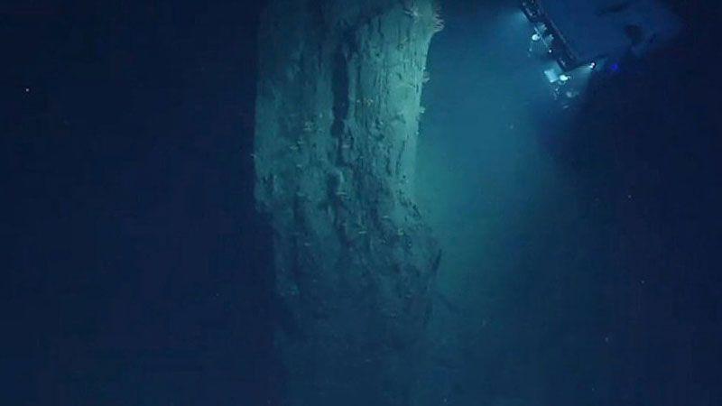 اكتشاف أكبر خزان للمياه العذبة في العالم..