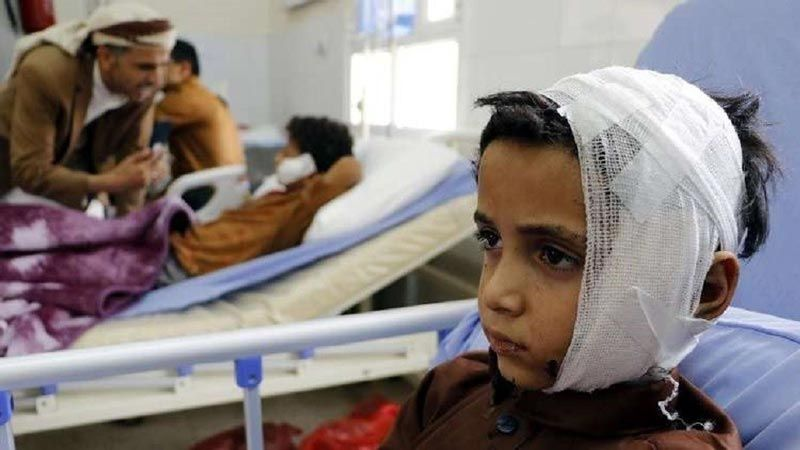"""""""اليونيسف"""": لا مكانا آمنا للأطفال في اليمن"""
